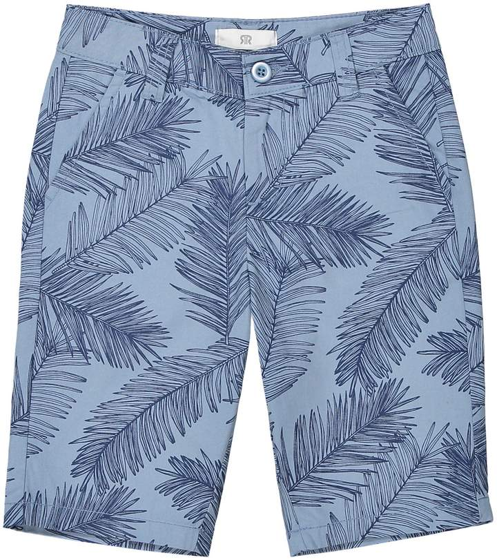 La Redoute Collections Printed Bermuda Shorts, 3-12 Years