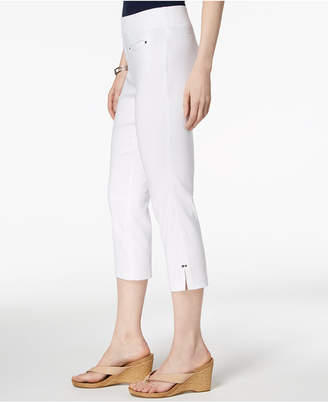 Style&Co. Style & Co Pull-On Capri Pants, Created for Macy's