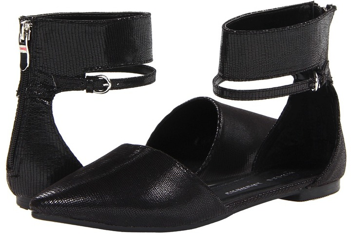 Chinese Laundry Encino (Black Fabric) - Footwear