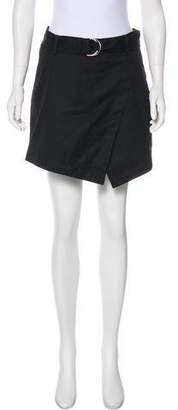 Frame Trench High-Rise Skort