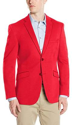U.S. Polo Assn. Men's Cotton Blend Knit Sport Coat