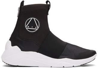 McQ Black New Hikaru Sneakers