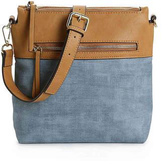 Sondra Roberts Two Tone Crossbody Bag - Women's