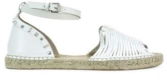 French Connection Usha Ankle Strap Espadrille Sandal