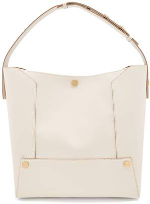 Stella McCartney Stella Popper small faux-leather cross-body bag