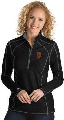 Antigua Women's San Francisco Giants Tempo Pullover