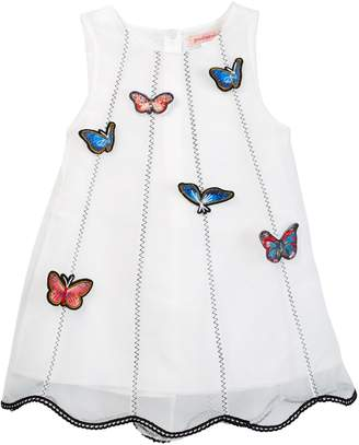 Paulinie Butterfly Tunic (Toddler Girls)