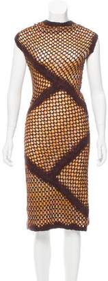 Missoni Woven Midi Dress