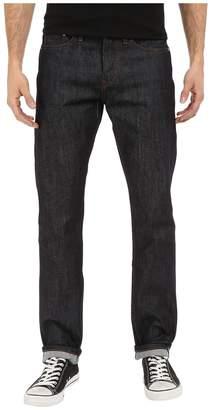The Unbranded Brand Tapered in Indigo Selvedge Men's Jeans