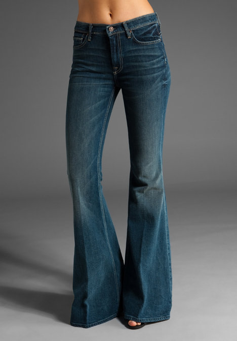 7 For All Mankind Bell Bottom