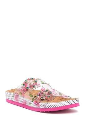 Betsey Johnson Misty Slide Sandal
