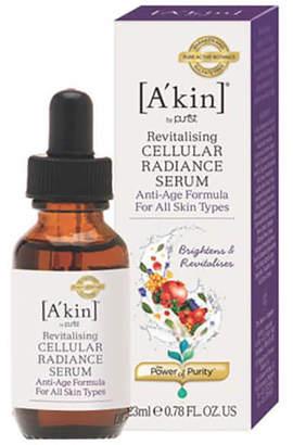 Akin A'kin Purely Revitalising Cellular Radiance Face Serum 23ml