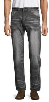 Affliction Blake V Straight Jeans