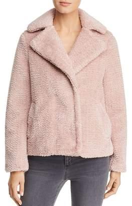 Vero Moda Lala Faux-Fur Jacket
