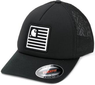 e0b185a2 Carhartt WIP logo patch cap