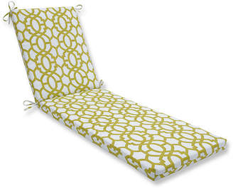 Nunu PILLOW PERFECT Pillow Perfect Outdoor / Indoor Geo Chaise Lounge Cushion 80x23x3