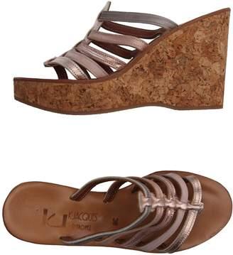K Jacques St Tropez K.JACQUES ST. TROPEZ Sandals - Item 11137533XO