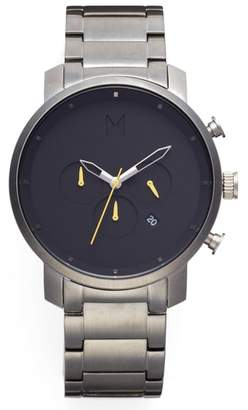 MVMT Chronograph Bracelet Watch, 45mm