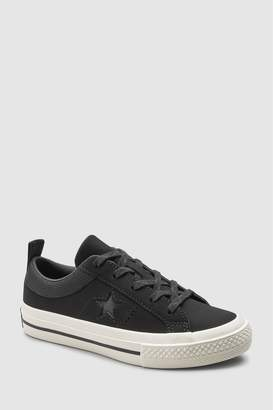 Next Boys Converse One Star Lace-Up Trainer