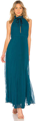 Jill Stuart High Neck Gown