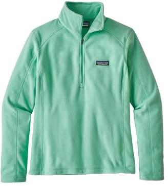 Patagonia Women's Micro D® 1/4-Zip Fleece