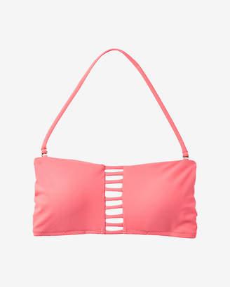 Express Strappy Bandeau Bikini Top