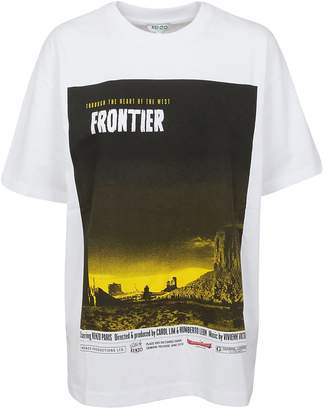 Kenzo Frontier Movie Poster T-shirt