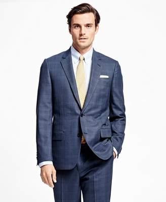 Brooks Brothers Fitzgerald Fit Golden Fleece Plaid Suit