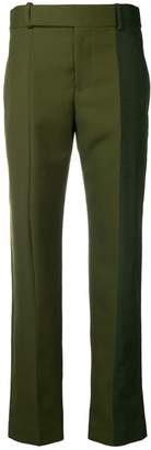 Haider Ackermann slim-fit tailored trousers