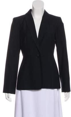 Calvin Klein Structured Long Sleeve Blazer