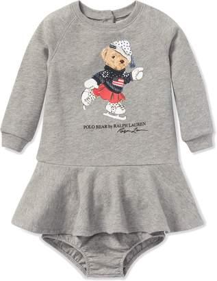 Ralph Lauren Polo Bear Dress & Bloomer