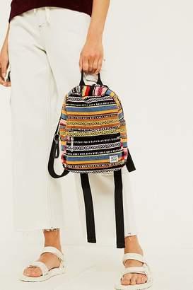 BDG Tapestry Stripe Mini Backpack
