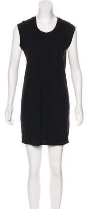 Alexander Wang Sleeveless Mini T-Shirt Dress