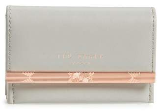 Ted Baker Niccole Concertina Leather Credit Card Holder
