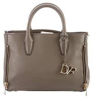 Diane von Furstenberg Leather Satchel