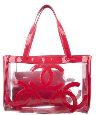 07e58bb89c52 Chanel Red Tote Bags - ShopStyle