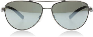 Bolle Columbus Sunglasses Matte Gunmetal 11799 Polariserade 61mm