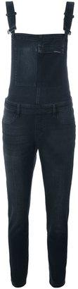 Calvin Klein Jeans denim overalls $168.86 thestylecure.com