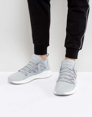 Jordan Nike Formula 23 Sneakers In Grey 881465-024