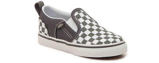 Vans Asher V Toddler Slip-On Sneaker - Boy's