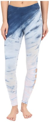 Hard Tail Metro Ankle Leggings $110 thestylecure.com