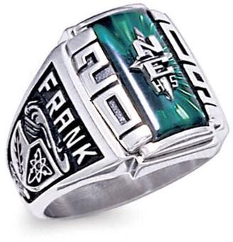 Keepsake Guy's Crest Class Ring
