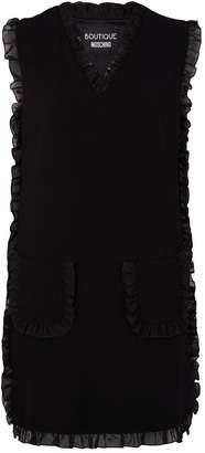 Moschino Ruffle Mini Dress