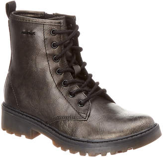 Geox Casey Leather Ankle Boot