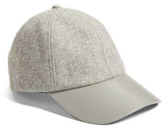 Women's Bcbgeneration Heathered Baseball Cap - Grey $32 thestylecure.com