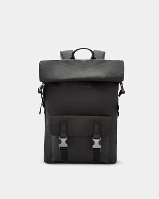 Ted Baker PASSIF Roll down backpack