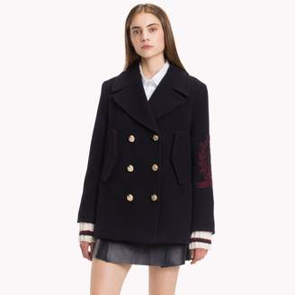 Tommy Hilfiger Crest Peacoat