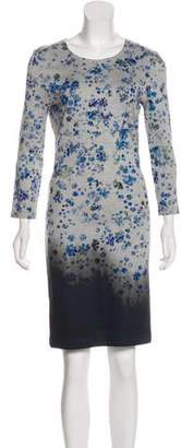 Preen by Thornton Bregazzi Floral Sheath Dress