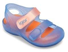 Igor Baby's, Toddler's & Kid's Jelly Sandal
