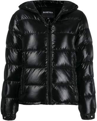 Duvetica Kuma hooded down jacket